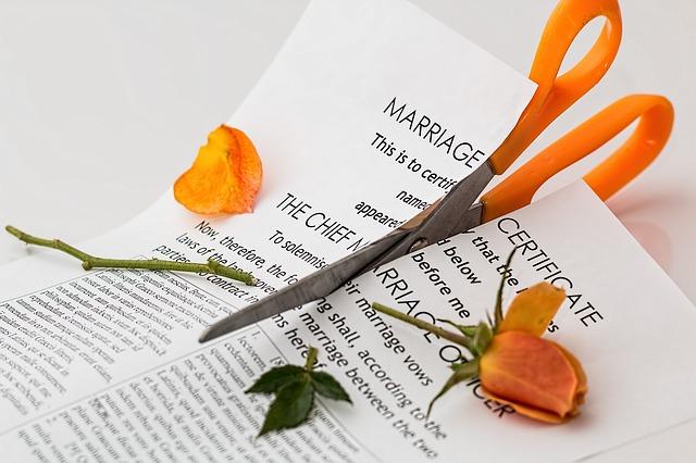 Three Reasons for No-Fault Divorce