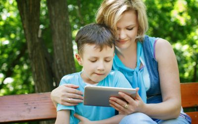 Hi-Tech Help for Co-parenting